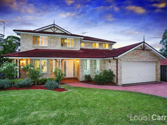 38 Tallowood Grove, Beaumont Hills, NSW 2155