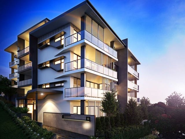 405/30-32 York Street, Indooroopilly, Qld 4068