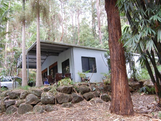 446 Tomewin Mountain Road, Currumbin Valley, Qld 4223