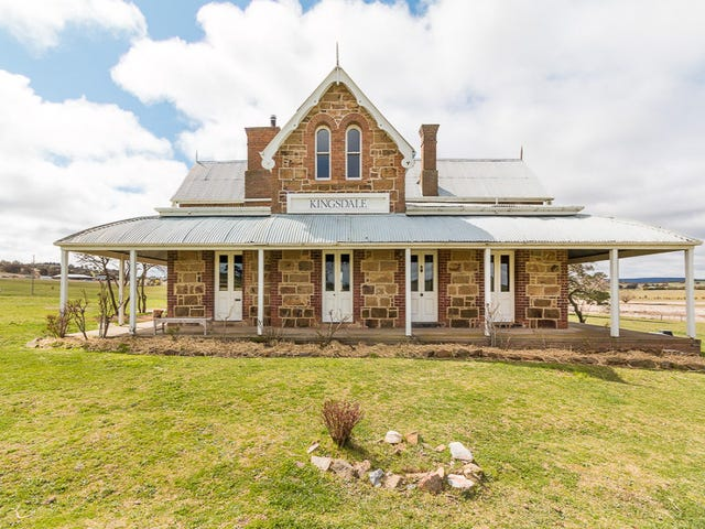 'Kingsdale' 754 Crookwell Road, Goulburn, NSW 2580