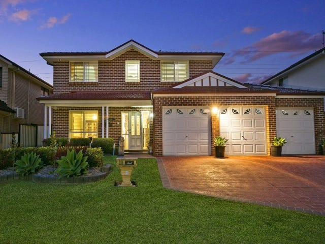 1 Capra Place, Castle Hill, NSW 2154