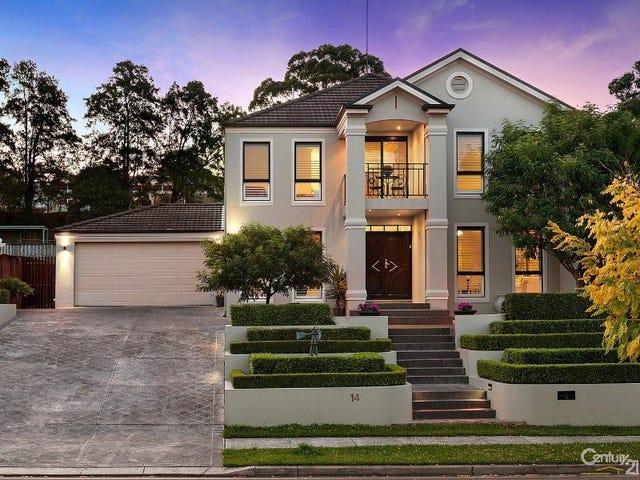 14 Foley Place, Castle Hill, NSW 2154
