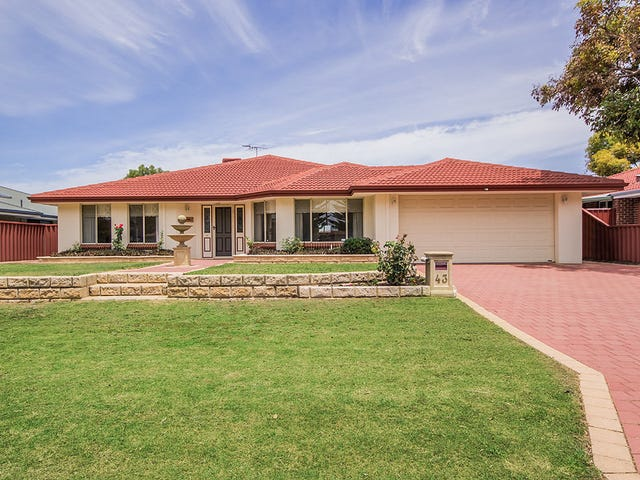 43 Castlereagh Circle, Port Kennedy, WA 6172