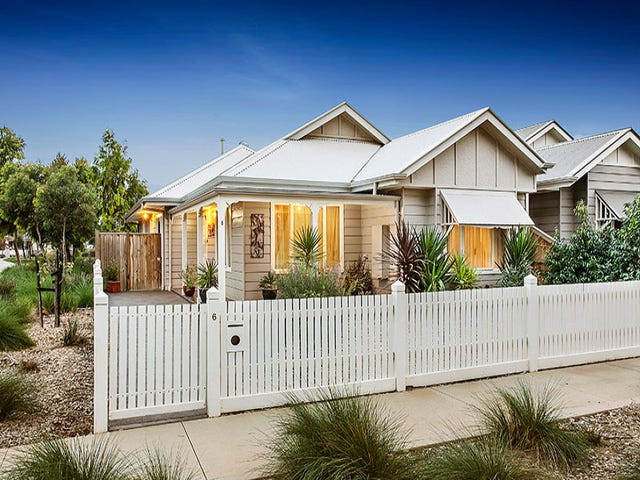 6 Castlemaine Walk, Eynesbury, Vic 3338
