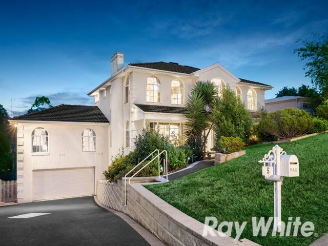 5 Elmwood Rise, Eltham North, Vic 3095