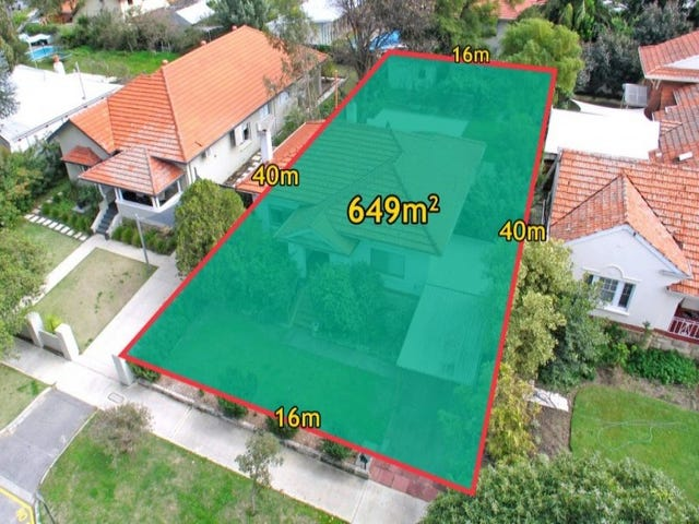 Shenton Park, address available on request
