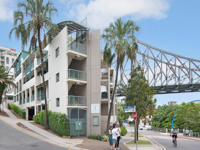 29/7 Boundary Street, Brisbane City, Qld 4000