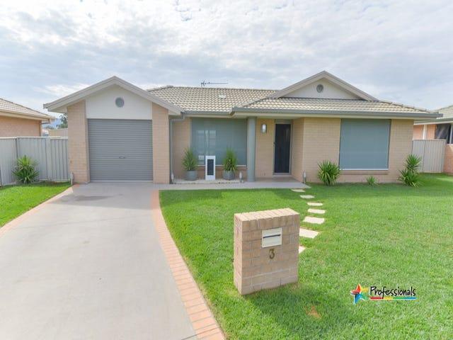 3 Burdekin Place, Tamworth, NSW 2340