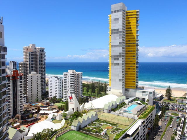 2-2103 'The Oracle Tower Two' 4 Charles Avenue, Broadbeach, Qld 4218