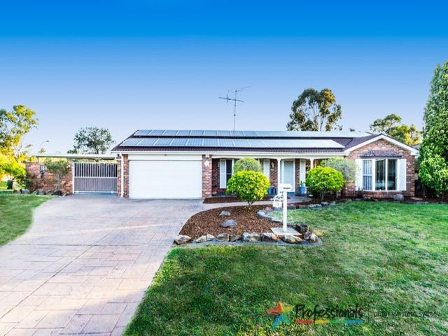 34 Coonawarra Drive, St Clair, NSW 2759