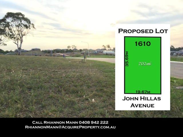 PL1610 John Hillas Avenue, Kellyville, NSW 2155