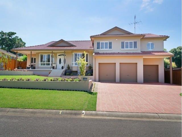 7 Palm Court, Narellan Vale, NSW 2567