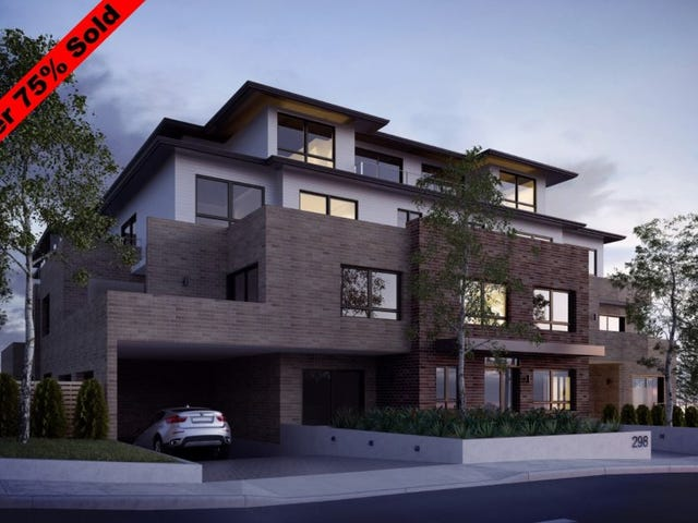 296-298  Mount Dandenong Road, Croydon, Vic 3136