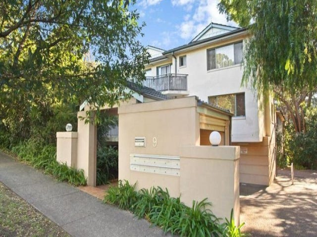 7/9 Ruth Street, Naremburn, NSW 2065