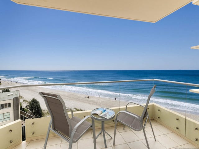 31 'Berkeley On The Beach'  25 Northcliffe Terrace, Surfers Paradise, Qld 4217