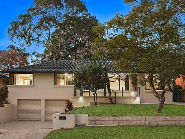 12 Miretta Place, Castle Hill, NSW 2154