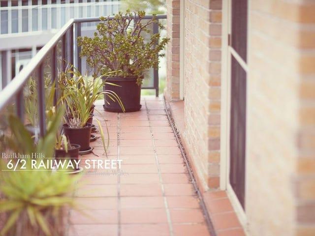 6/2 Railway Street, Baulkham Hills, NSW 2153