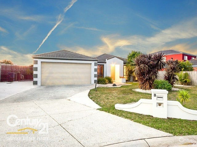 8 Dunmore Court, Cranbourne, Vic 3977