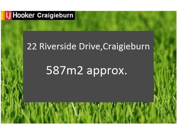 22 Riverside Drive, Craigieburn, Vic 3064
