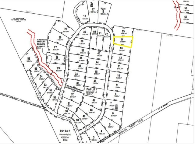 Lot 14 Riverview Hills, 76 Wisemans Ferry Road, Cattai, NSW 2756