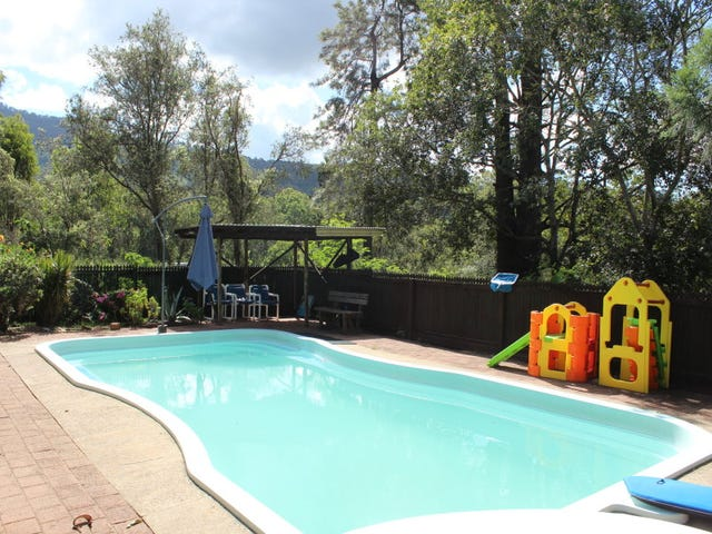 3181 Beechmont Road, Witheren, Qld 4275