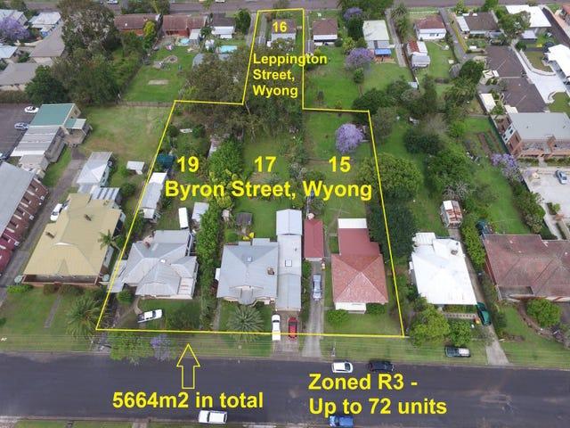 17 Byron Street, Wyong, NSW 2259
