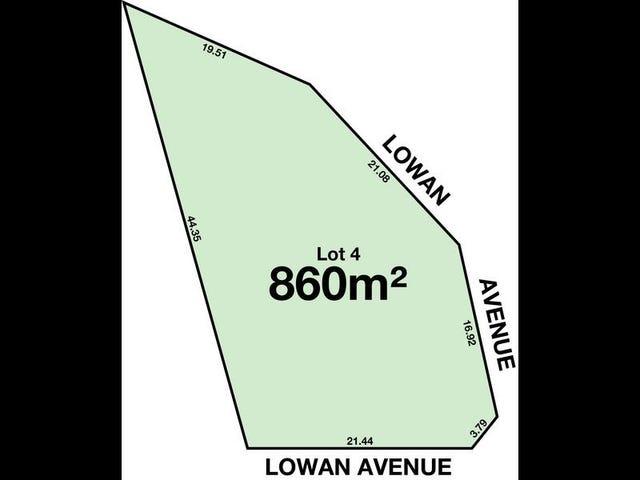 Lot 4 12A Lowan Avenue, Glenalta, SA 5052