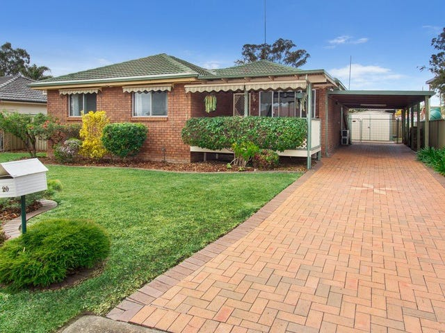 20 Blackwell Avenue, St Clair, NSW 2759