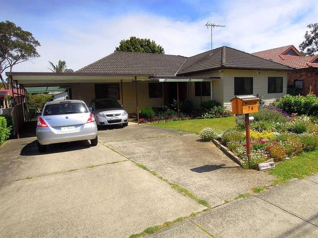 74 Park Rd, East Hills, NSW 2213