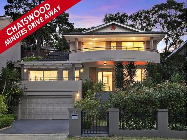 16 Sunnyside Crescent, Castlecrag, NSW 2068