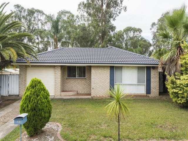 18 Debussy Place, Cranebrook, NSW 2749