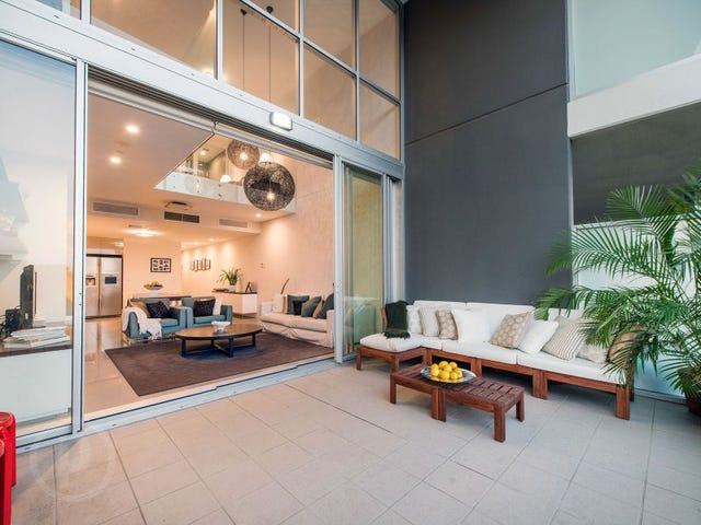 6037/6 Parkland Boulevard, Brisbane City, Qld 4000