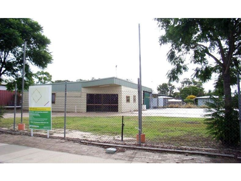 29 Hospital Road Dalby Qld 4405 Industrial Warehouse