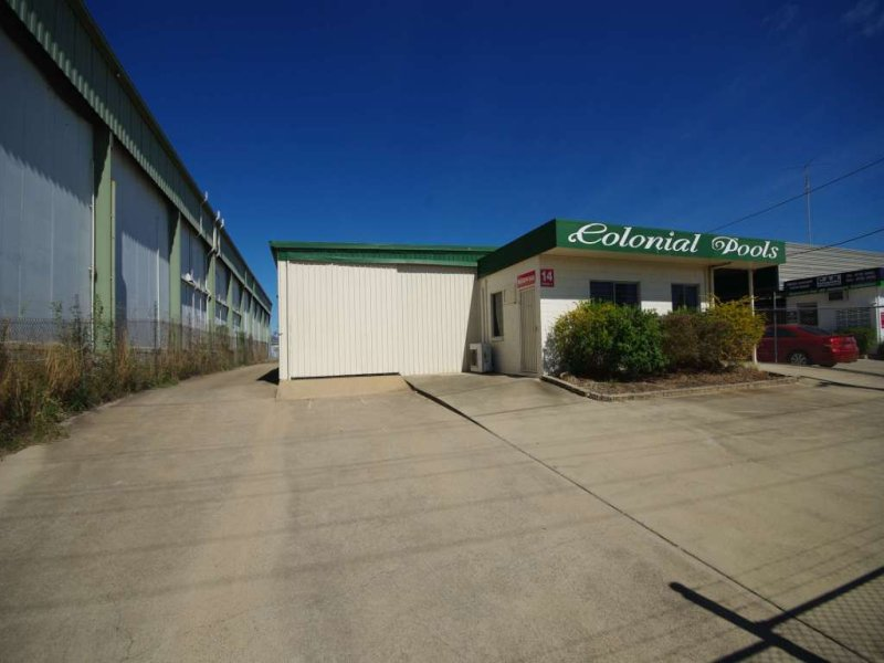 14 Schmid Street Garbutt Qld 4814 Leased Industrial