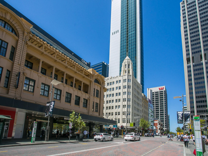88 william street perth wa 6000 offices property for for 189 st georges terrace perth