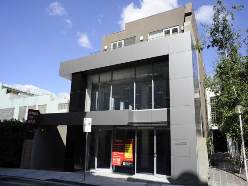 Secure Parking  Collins Street Car Park Melbourne Vic