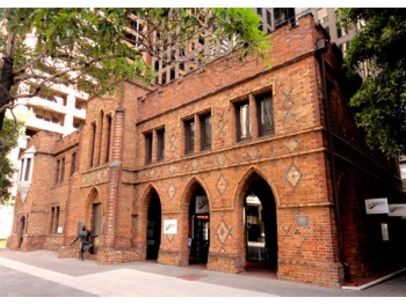 Old cloisters building 200 st georges terrace perth wa for 5 st georges terrace perth