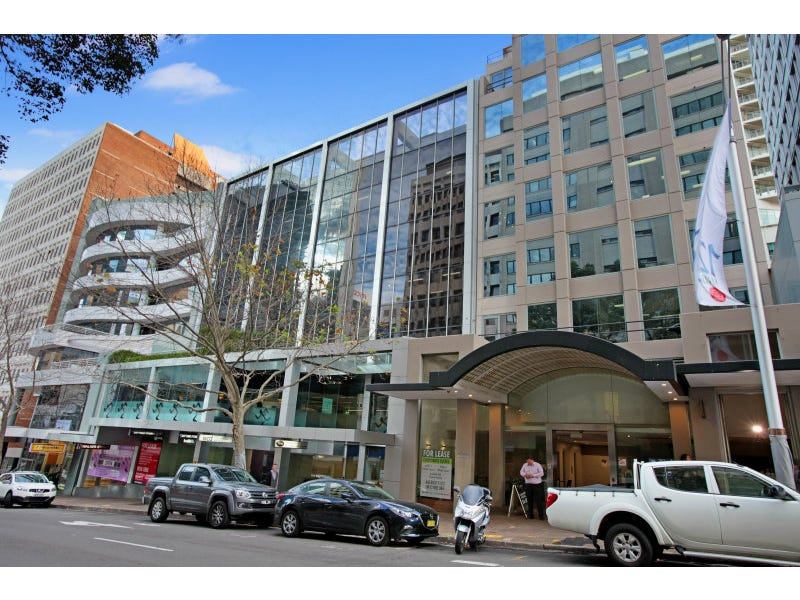 118 Walker Street North Sydney Nsw 2060 Offices