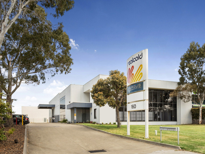Industrial Investment Property In Clayton