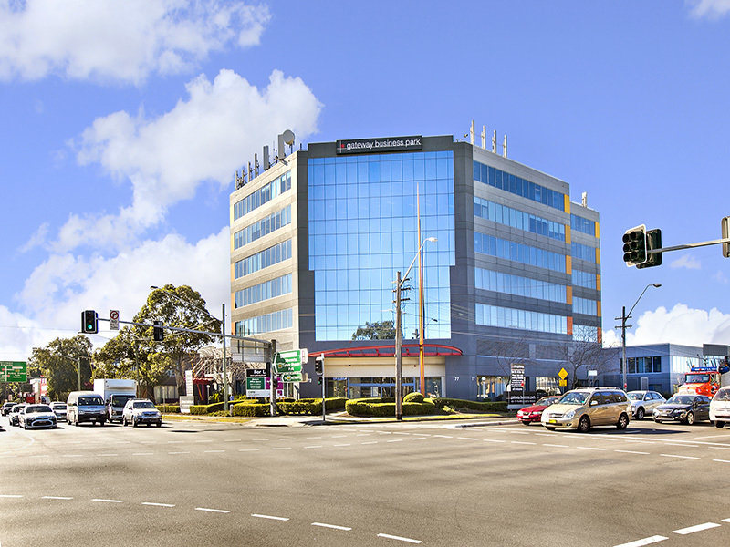 Gateway Business Park 63 79 Parramatta Road
