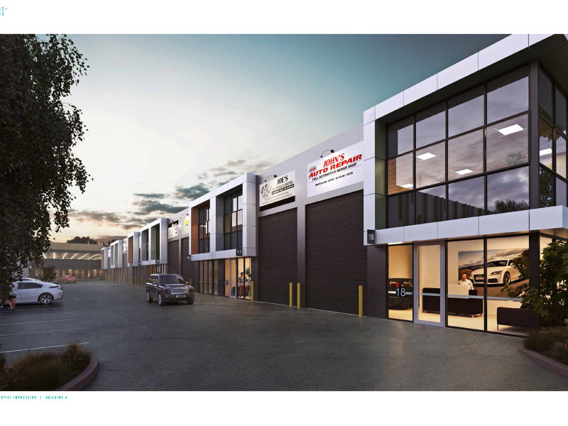 Logis Connect, 1-18, 247-263 Greens Road, Dandenong, Vic 3175