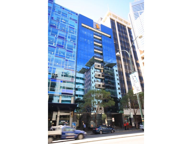 178 st georges terrace perth wa 6000 offices property for 152 158 st georges terrace