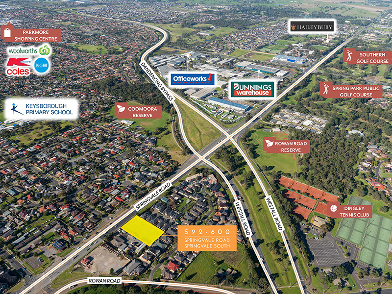 592-600 Springvale Road, Springvale South, Vic 3172