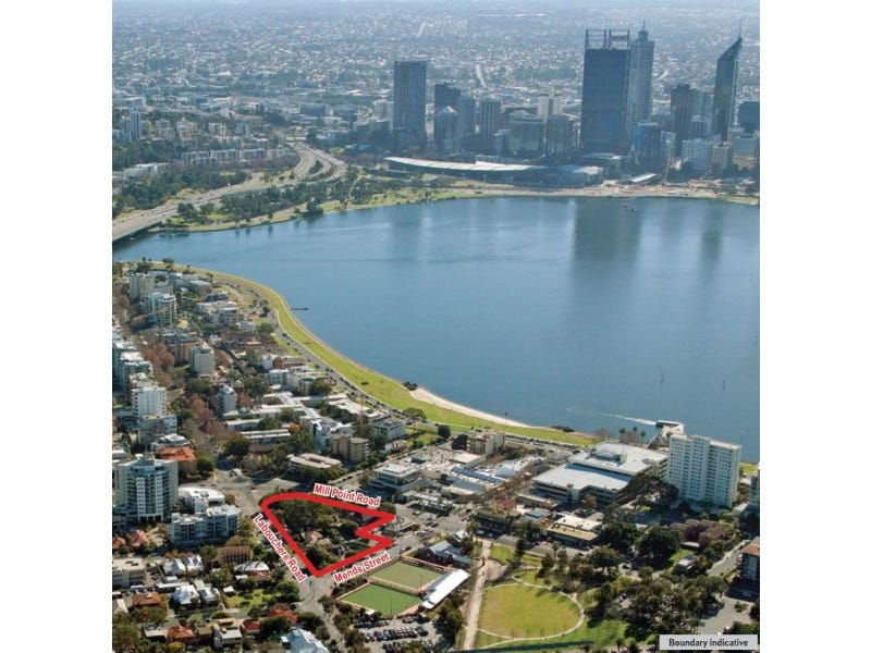 Civic triangle 1 mends street south perth wa 6151 for 152 158 st georges terrace
