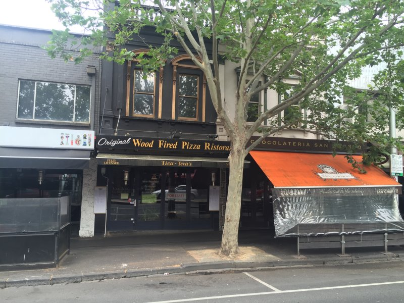 how to get to lygon street