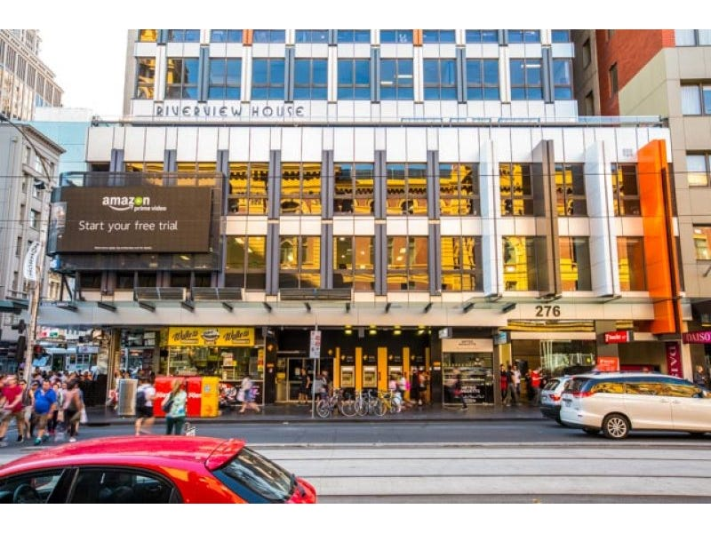 Melb's Best Retail, 276  Flinders Street, Melbourne, Vic 3000