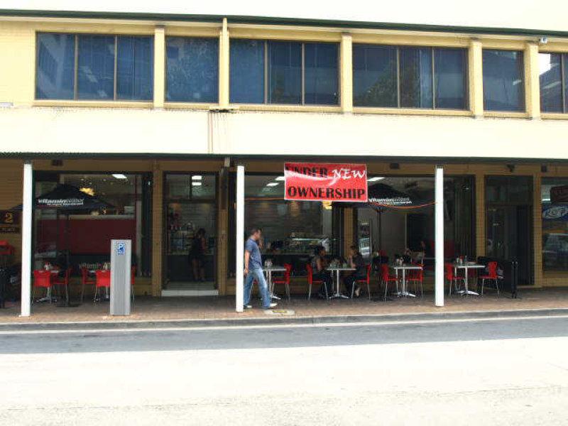 Cafe Smith Street Parramatta