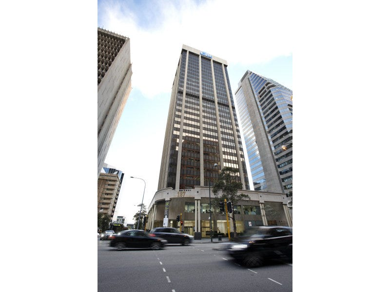 197 st georges terrace perth wa 6000 offices property