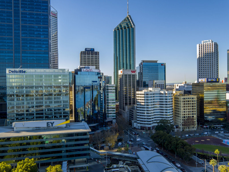 109 st georges terrace perth wa 6000 offices property for 5 st georges terrace perth