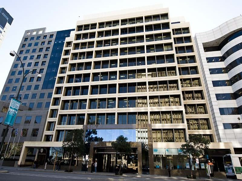 Level 1 12 st george 39 s terrace perth wa 6000 offices for 5 st georges terrace perth